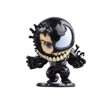 цена на Venom Bobble Head Doll Car Decoration 2 Version PVC Action Figure Collectible Model Toys For Children