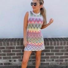 Vestido de verano para mujer moda pasarela marca diseñador ropa