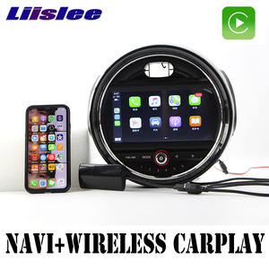 Image 5 - For Mini One Cooper S Hatch One F55 F56 2014~2018 Android Car Multimedia Player NAVI With iDrive CarPlay Radio GPS 4G Navigation