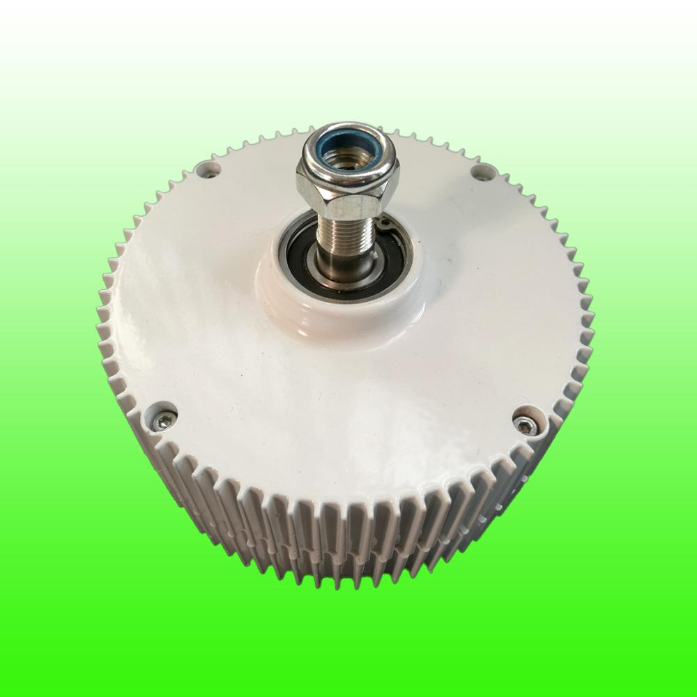 Alternador con imán permanente de baja velocidad, más vendido, 2020 W, AC12V/24V, 300W, PMG, 300W