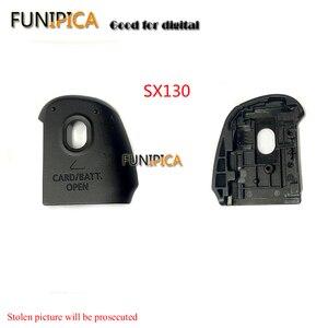 Image 4 - Оригинальный черный чехол для аккумулятора SX130 с железными кнопками для Canon для PowerShot SX130IS запасная часть для аккумуляторной камеры Бесплатная доставка