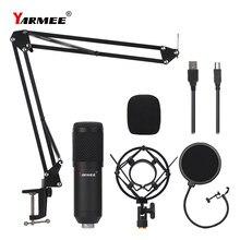 Microfone bm 800 Studio Microphone Professional Microphone Bm800 Condenser Sound Recording Microphone For Computer Karaoke KTV