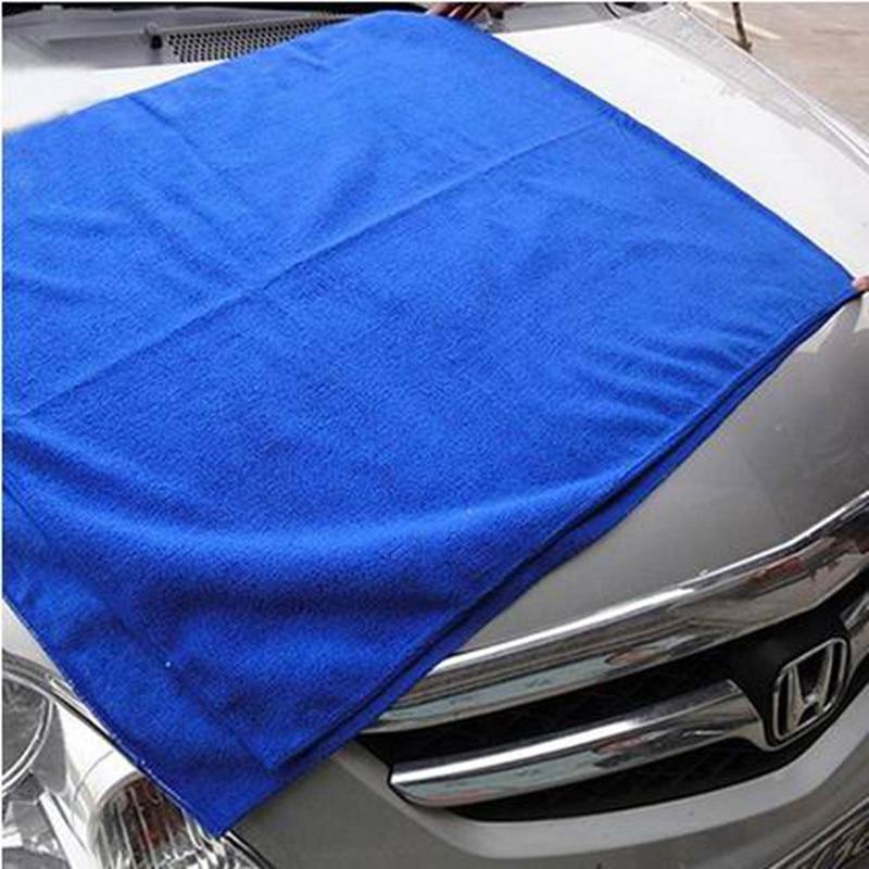 EXW 60*160CM Multifunction Towel Microfiber Car Cleaning Towel Microfibre Detailing Polishing Scrubing Waxing Towel