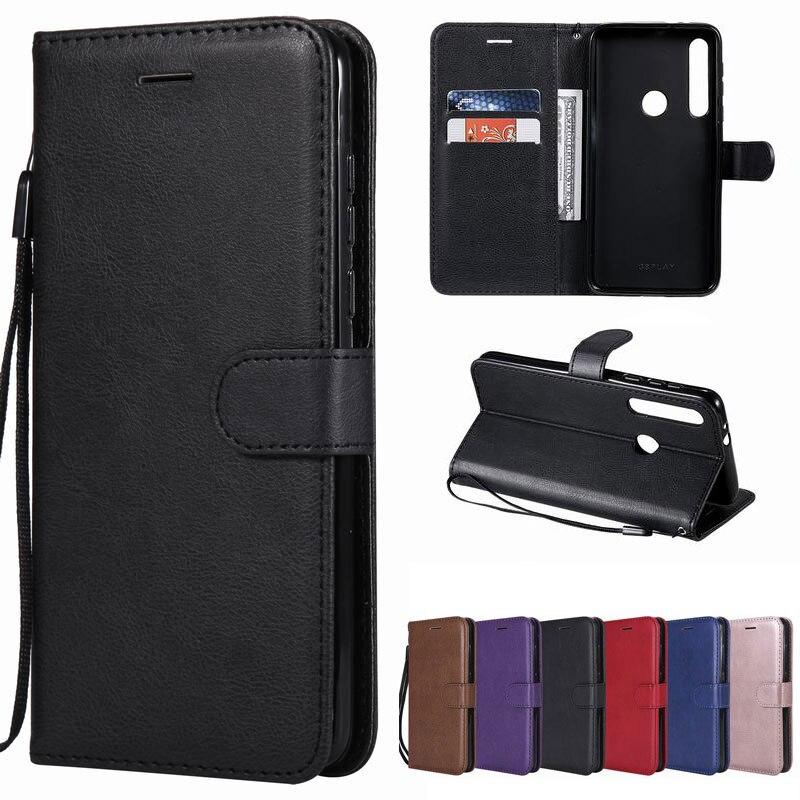 Wallet Leather Case For MOTO G8 Plus Cover Case Moto G4 G5 G6 Z4 Z3 Play E4 E5 G2 X Style Z Force One Power P30 Note C Plus G7