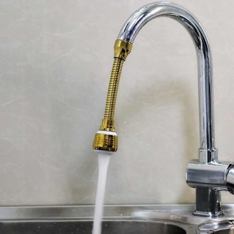 キッチンスプレー lengthen 水ダイバータ家庭用キッチン防滴蛇口ノズル加熱ワイン浄化と拡張