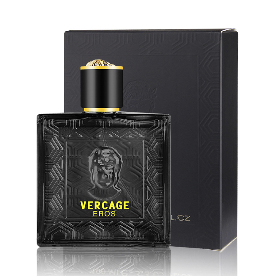 JEAN MISS 100ML Perfumed Men Sandalwood Notes Fresh Glass Bottle Male Parfum Lasting Fragrance Spray Original Gentleman Perfumed