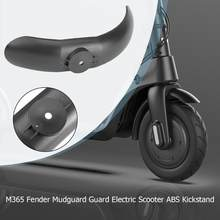 Achter Spatbord Band Band Splash Fender Guard voor Xiaomi Mijia M365 Elektrische Scooter Skateboard Scooters Guard Fenders Accessoire(China)