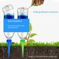 1/2/4 stücke Tropf bewässerung system Pflanze DIY Automatische tropf wasser spikes taper bewässerung pflanzen automatische zimmerpflanze bewässerung-in Bewässerungs-Kits aus Heim und Garten bei