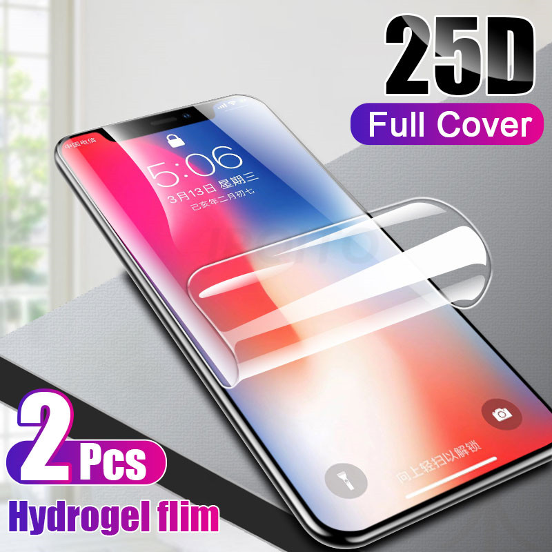 Not-Glass Protectivefilm IPhone 6s 8-Plus For XR Xs-Max 7