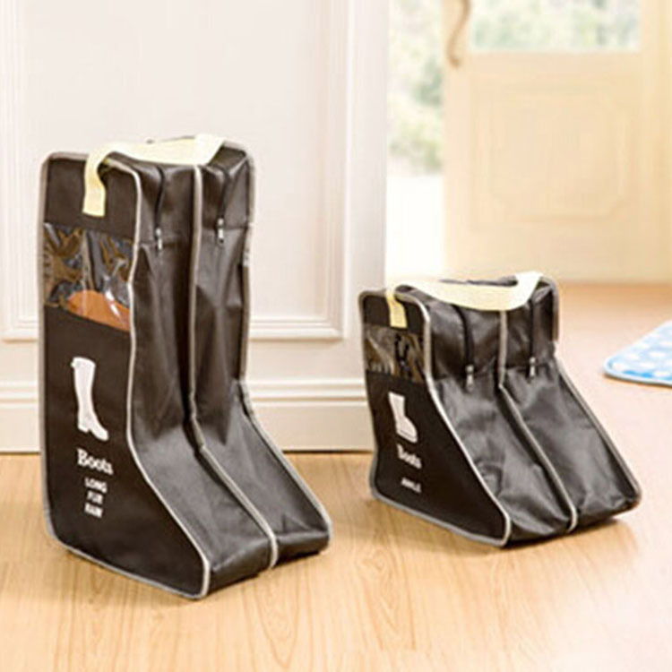Protector Shoes Cover Support Home Shoes Storage Organizer Bag Travel Household Boots Storage Bag Shoe