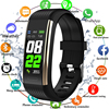 Sport Fitness Bracelet Activity Tracker Blood Pressure Smart Bracelet Heart Rate Monitor Waterproof Smart Watch For Android IOS