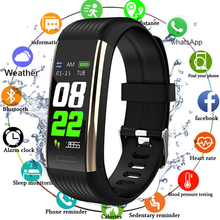 Sport Fitness Bracelet Activity Tracker Blood Pressure Smart Bracelet Heart Rate Monitor Waterproof Smart Watch For Android IOS bluetooth watch smart watches heart rate monitor bracelet blood pressure waterproof activity tracker smart watch for ios android