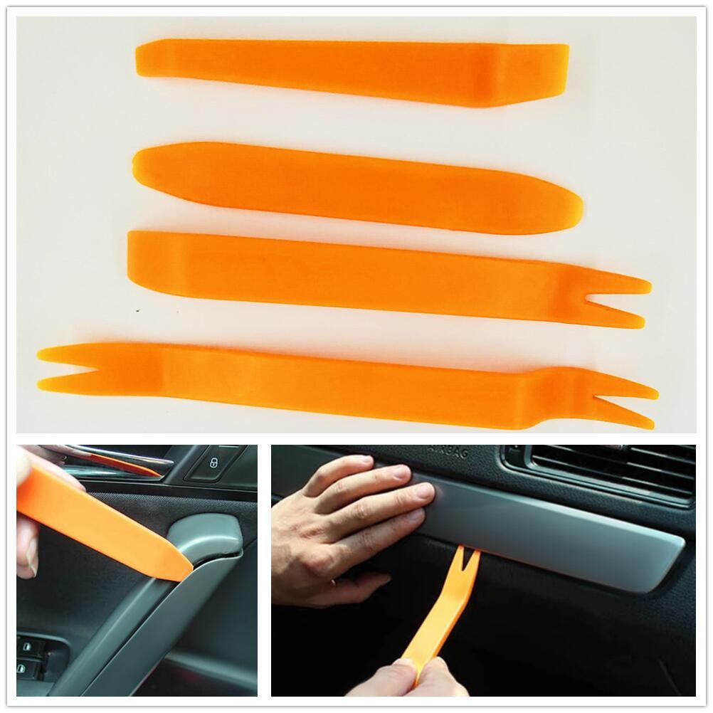 Car styling Car Radio Disassembly tool for honda insight nissan juke citroen berlingo volkswagen transporter t5 ford