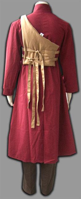 Gaara Red Cosplay Costume