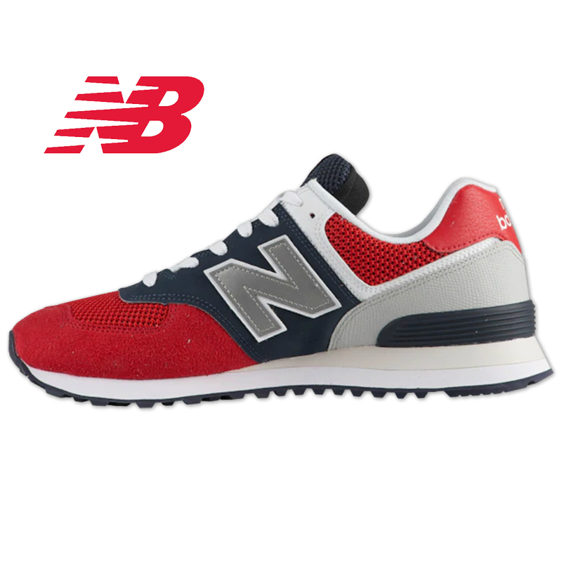 NEW BALANCE Authentic Men's Shoes Women's Shoes Running Shoes Sneakers New Retro Sports Casual Fashion Versatile Shoes ML574SRF