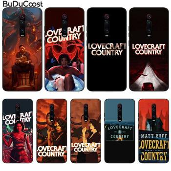 Jomy Horror TV Series lovecraft country Phone Case For Redmi Note 8 8A 7 7A 6 6A 5 5A 4 4X 4A Go Pro Plus Prime image