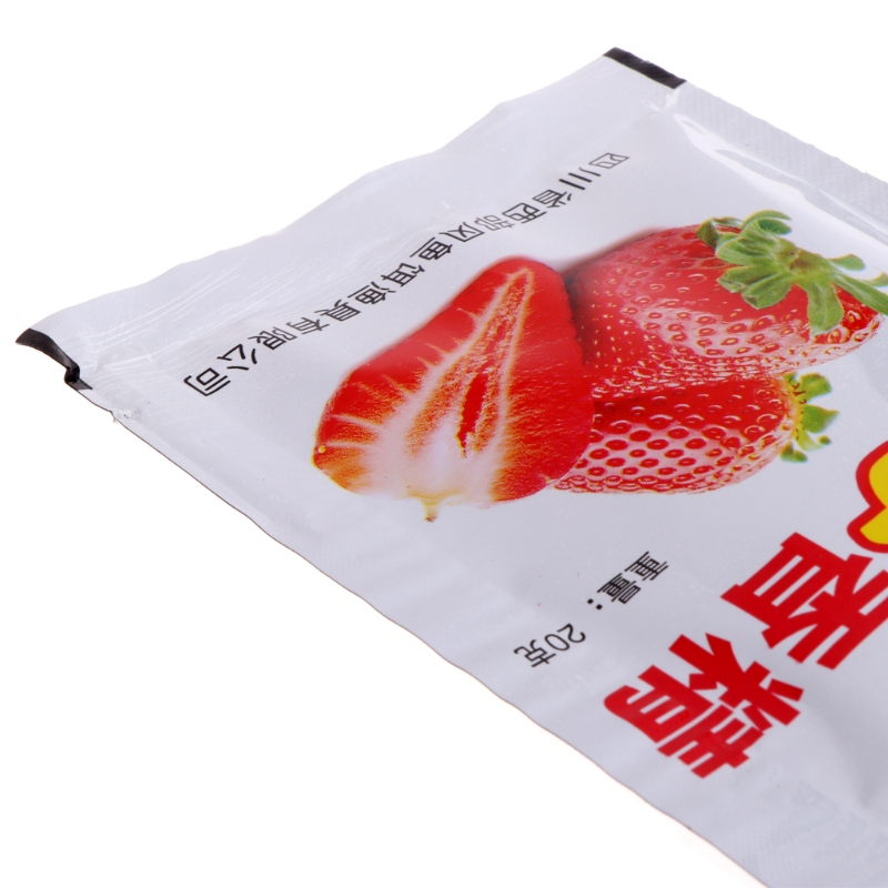 20G Strawberry Fishing Bait Flavors Powder Carp Bream Killer Food Addictive Lure D0AE image