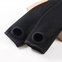 Winter Warm Fleece Lined Super Thick Warm  Leggings For Women Winter Spandex Thermal Slim Pattern Leggins
