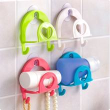2pcs Suction Sink Shelf Soap Sponge Drain Rack Multi-Purpose Bathroom Kitchen Sucker Storage Special Offer Promotion(China)