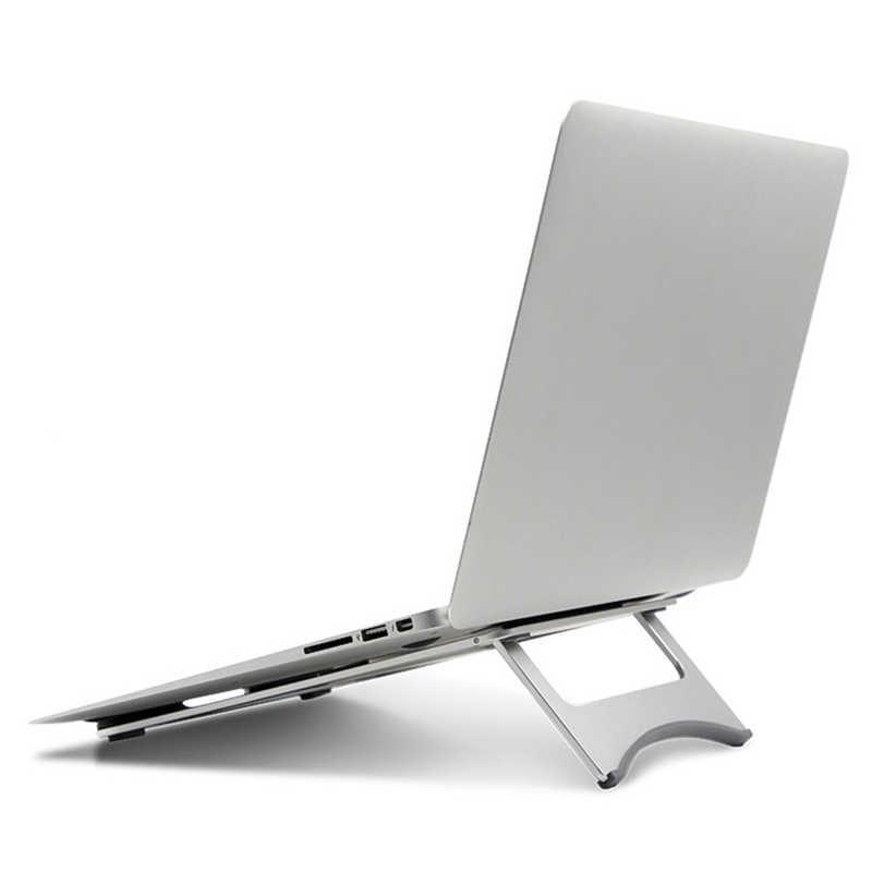 Befon soporte plegable para portátil ajustable de aluminio soporte plegable para portátil para macbook soporte de ordenador portátil hp dell desk