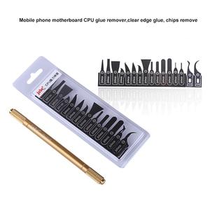 BGA repair Knife For iPhone CPU NAND CHIP IC Glue Remove Motherboard Maintenance Disassemble Tool Hand Tools(China)