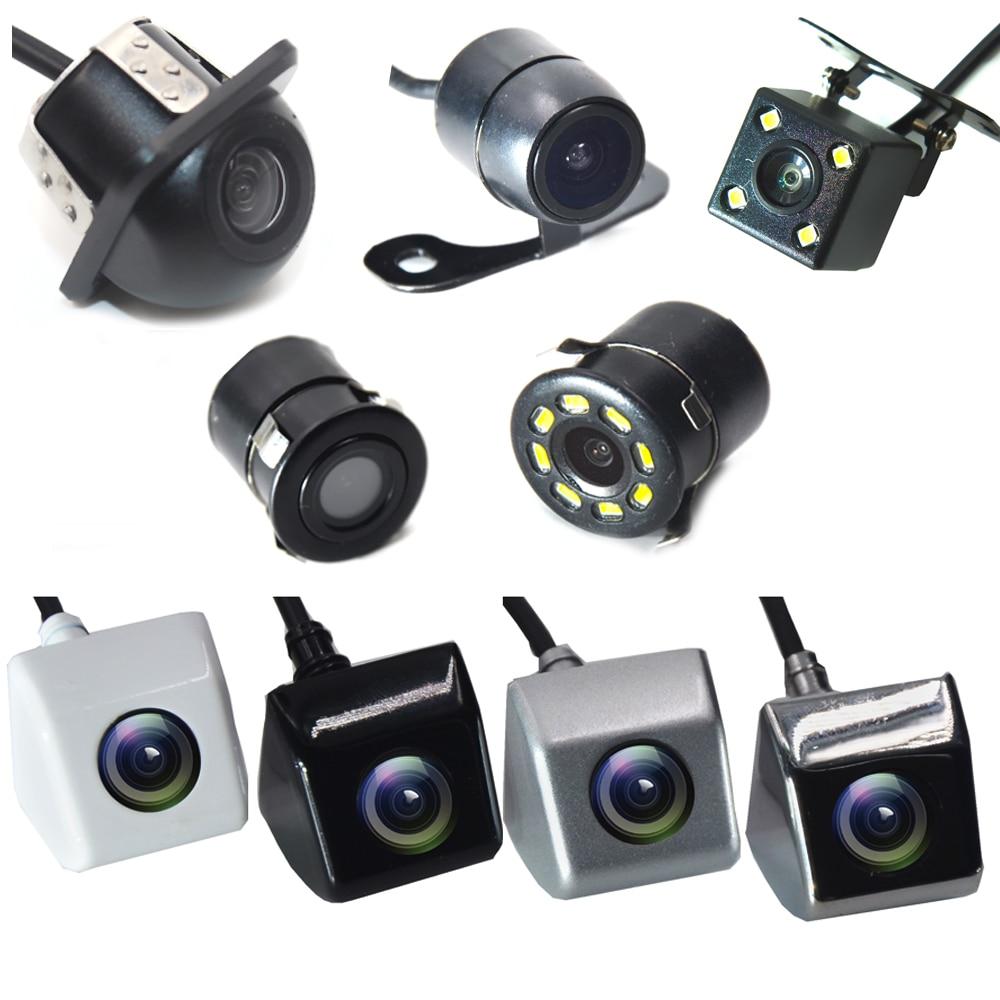 Vertical Angle 170 Degree Car Rear View Camera  Rearview Camera Park Monitor Mini Car Parking Reverse Backup Camera Night Vision