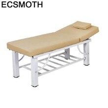 Pedicure Beauty Cadeira De Massagem Tafel Masaj Koltugu Lettino Massaggio Letto Pieghevole Salon Chair Folding Table Massage Bed