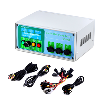 New! kawish CPR708 common rail diesel pump tester for CP1, CP2, CP3, HP3, HP4, JI-ER,for DEL-PHI, HP0 and other common rail pump