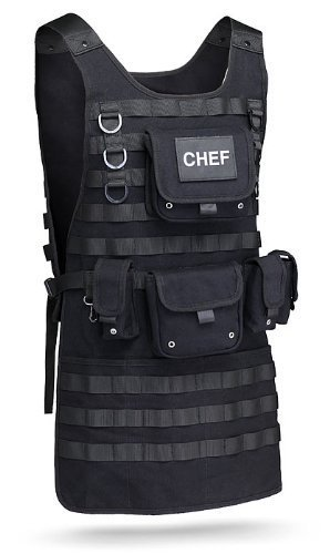 Amazon AliExpress A Generation Of Fat Tactical Canvas Apron Chef Apron Tool Apron Chef Apro