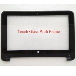 Image 1 - Сенсорное стекло для hp 11 N, Сменное стекло для ноутбука HP Pavilion 11 X360 11 N010dx 11 N010dx Series, дигитайзер