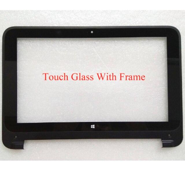 Сенсорное стекло для hp 11 N, Сменное стекло для ноутбука HP Pavilion 11 X360 11 N010dx 11 N010dx Series, дигитайзер