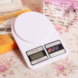 Кухонные весы бытовые высокоточные лекарственные материалы для выпечки 10 кг электронные кухонные весы от производителя оптом