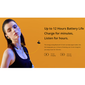 Image 4 - Oppo Realme Knoppen Draadloze Bluetooth 5.0 Magnetische Verbinding Bass Boost Driver 12 Uur Levensduur Batterij Voor Realme X X2 X2 pro
