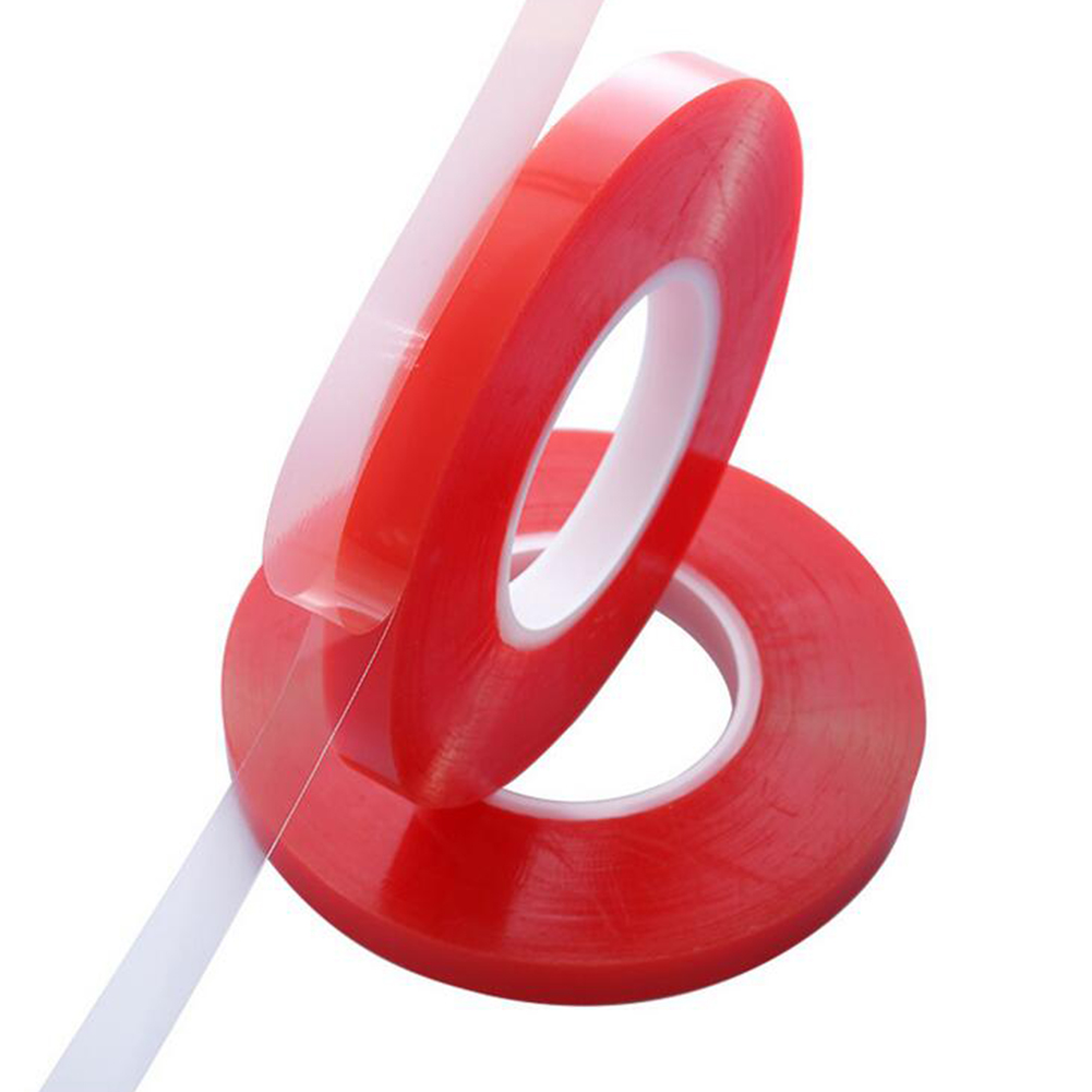 2 Roll 25M Double-sided tape Phone Repair Tape LCD Touch Screen Restore Tape Mobile Phone Adhesive Tape LCD Screen