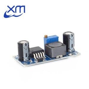 Image 3 - Free shipping 100pcs/lot LM2596S LM2596 LM2596 ADJ DC DC Step down module 5V/12V/24V adjustable Voltage regulator 3A