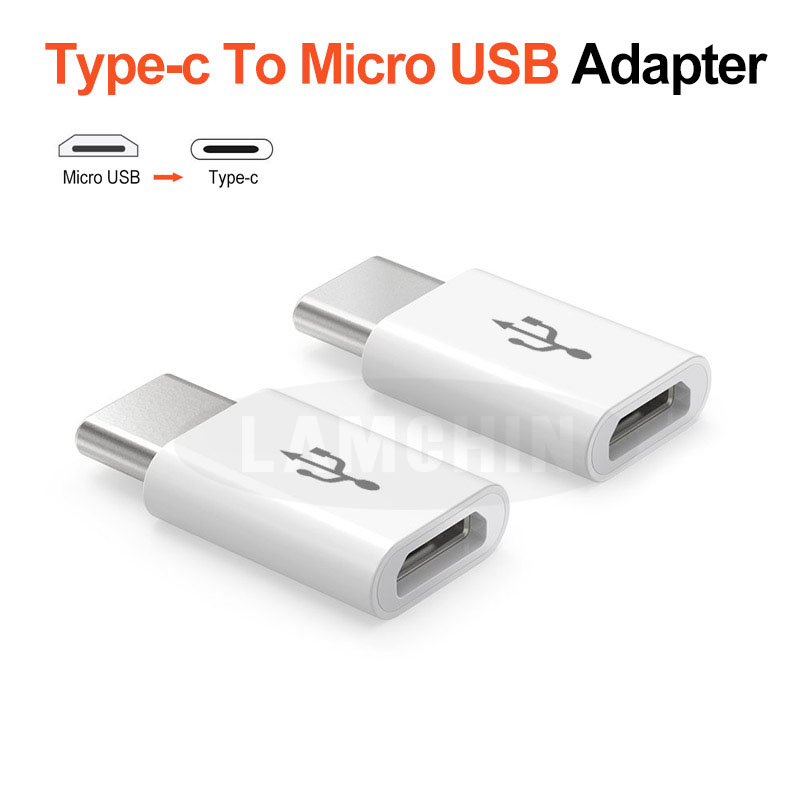 Type-C Adapter USB 3.1 USB Adapter For Macbook Samsung S8 Huawei P10 P9 Type-C To Micro USB Converter Cable