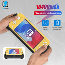 10000mah Battery Charger Case For Nintendo Switch Lite Porta