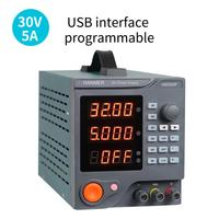 Programmable DC Power Supply (0 30 V 0 5 A) Variable Linear Regulated Power Supply Digital with PC Software and USB Interface