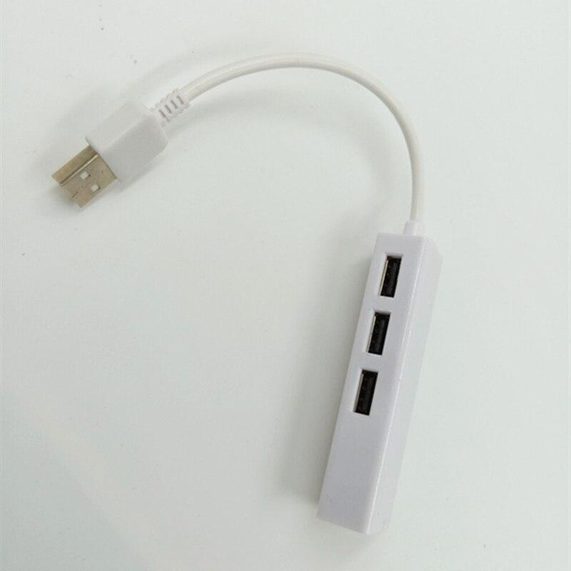 Usb-Network-Card Free-Drive Usb-2.0 RJ45 With Hub 100M 100M