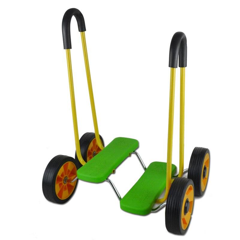 Kindergarten Joint Car/Feeling Integration/Feeling Training Equipment/Balance Bicycle/Double Balance Bicycle
