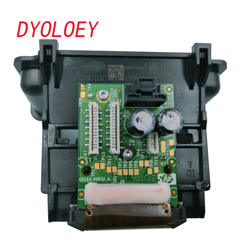 Image 4 - CN688A CN688 30001 CN688 688 Printhead Print head for HP 3070 3070A 3520 3521 3522 3525 5525 4610 4615 4620 4625 5510 5514 5520Printer Parts   -