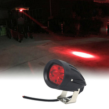 1Pcs DIY High Power 12 Volt 20 Watts Red LED Night Fishing Gigging Light Lamp Boat Attracts Fish