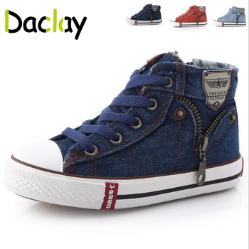 Daclay Kids Shoes Casual Boys Girls Sport Shoes Breathable Sneakers Canvas Shoes for Girls and Boys