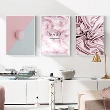Настенная Картина на холсте в скандинавском стиле Декор для
