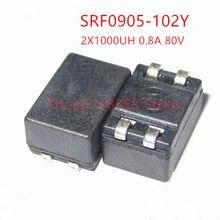 10 шт./лот SRF0905-102Y 102Y CMC 1MH 800MA 2LN 1,5 KOHM SMD