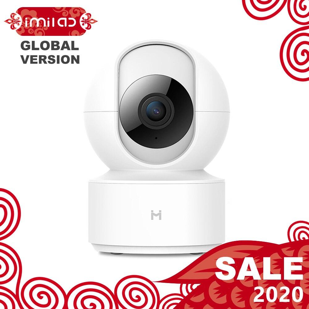 【Global Version】Mijia IMILAB IP Camera, Xiaomi Mi Home App WiFi Security CCTV Camera HD 1080P Surveillance Baby Monitor H.265