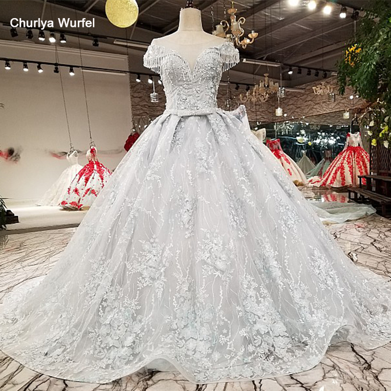 LS30741 2018 Beautiful Evening Dress Quick Shipping With Beadings Cap Sleeve O-neck Shiny Dress For Party With Sequin As Photos