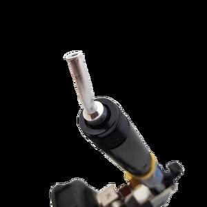 Image 5 - Z 020 NUOVO tornado regolatore Dellaria di alta qualità GRANDE in acciaio giapponese tubo bearring tornado r nero della pistola (1 intero pistola + accessori)