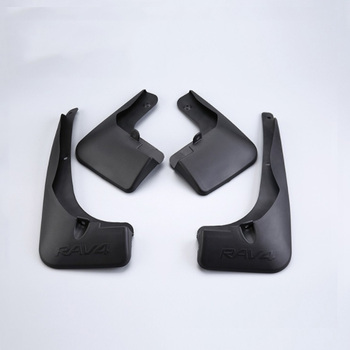 Mudflaps Splash Guards Car Mud Flaps For Toyota RAV4 Front & Rear Protector image