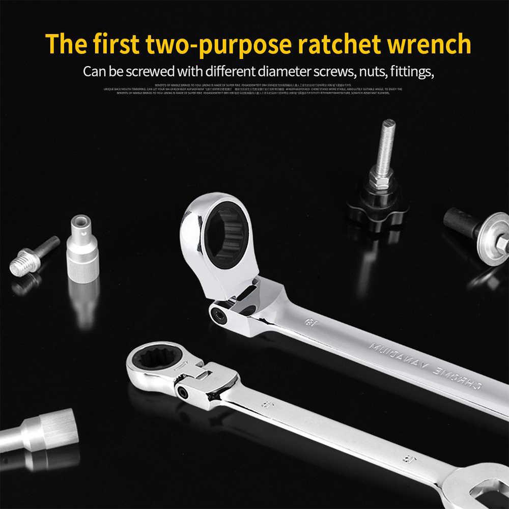 Multitool chave catraca chaves conjunto de ferramentas conjunto de chaves chave universal ferramenta para ferramentas de reparo do carro